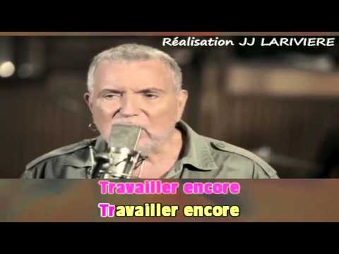 BERNARD LAVILLIERS   LES MAINS D'OR I G JJ KARAOKE