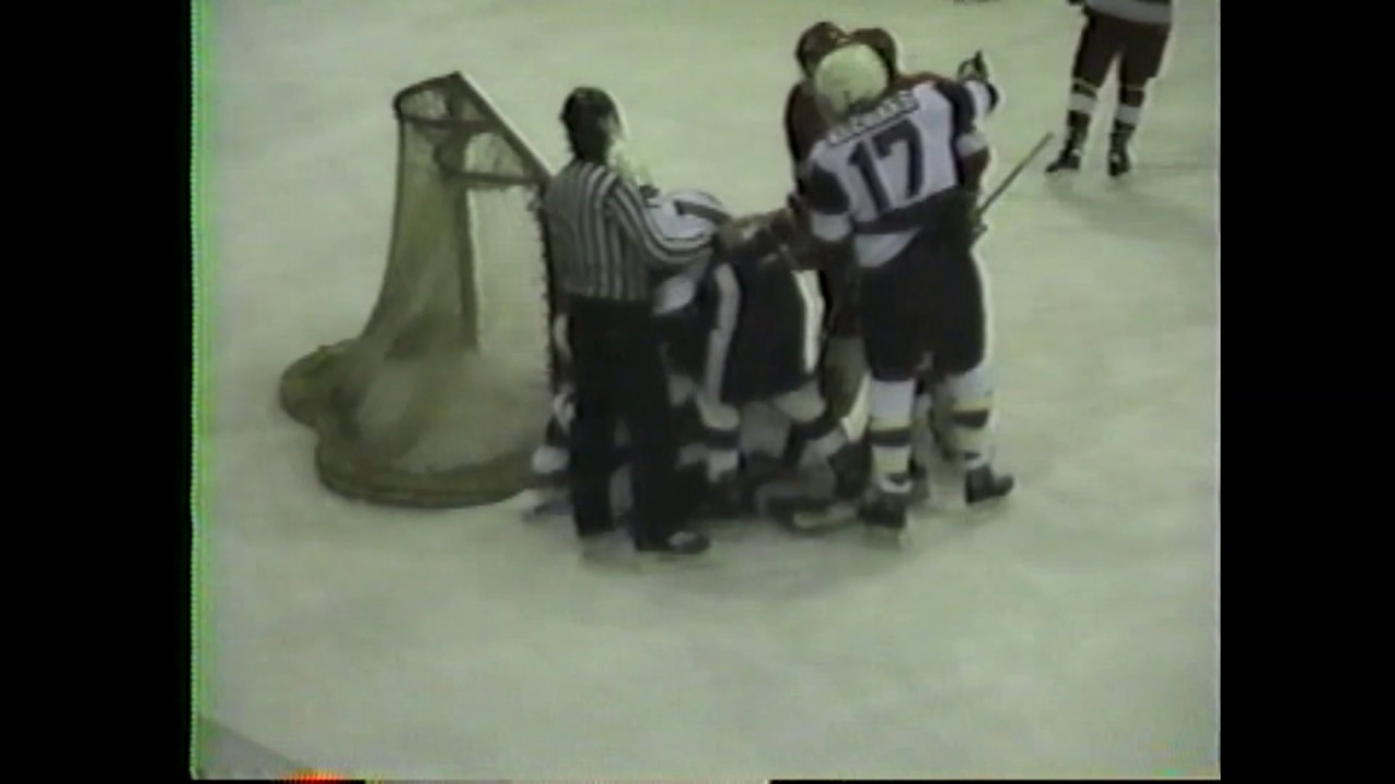 NCCS - Saranac Lake Hockey  12-14-88