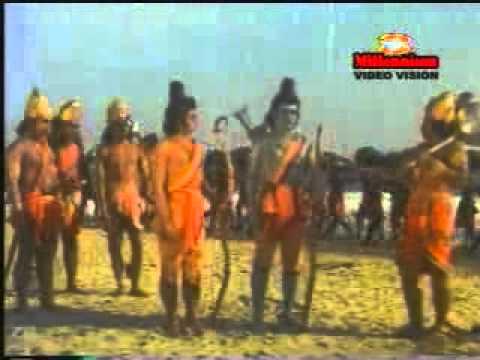 Rama Jayam Sree Rama Jayam - Bhaktha Hanuman -.flv