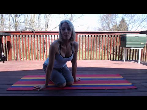 No Gym Required/Butt Workout: Pilates Heel Beats