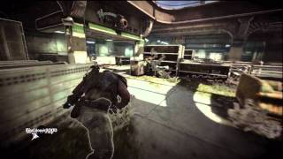 Gears of War 3 Multiplayer Beta - TDM on Checkout - You Can Hate Me lol