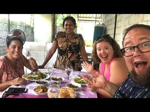 A Day Of Incredible Local Food | Sri Lanka Travel Vlog