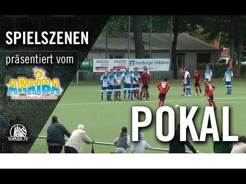 Concordia II - SV Curslack-Neuengamme II (1. Runde, Pokal) | Präsentiert vom ARRIBA Erlebnisbad