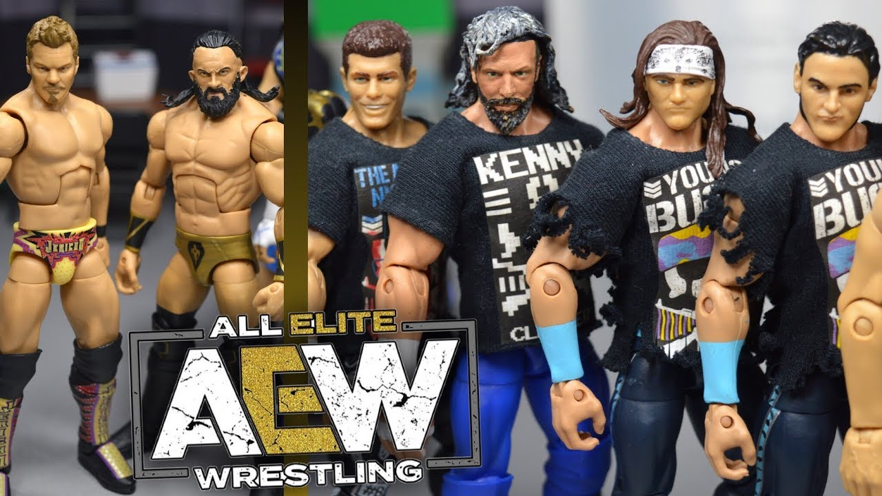 Aew Wrestling Action Figures Off 62 Online Shopping Site For Fashion Lifestyle