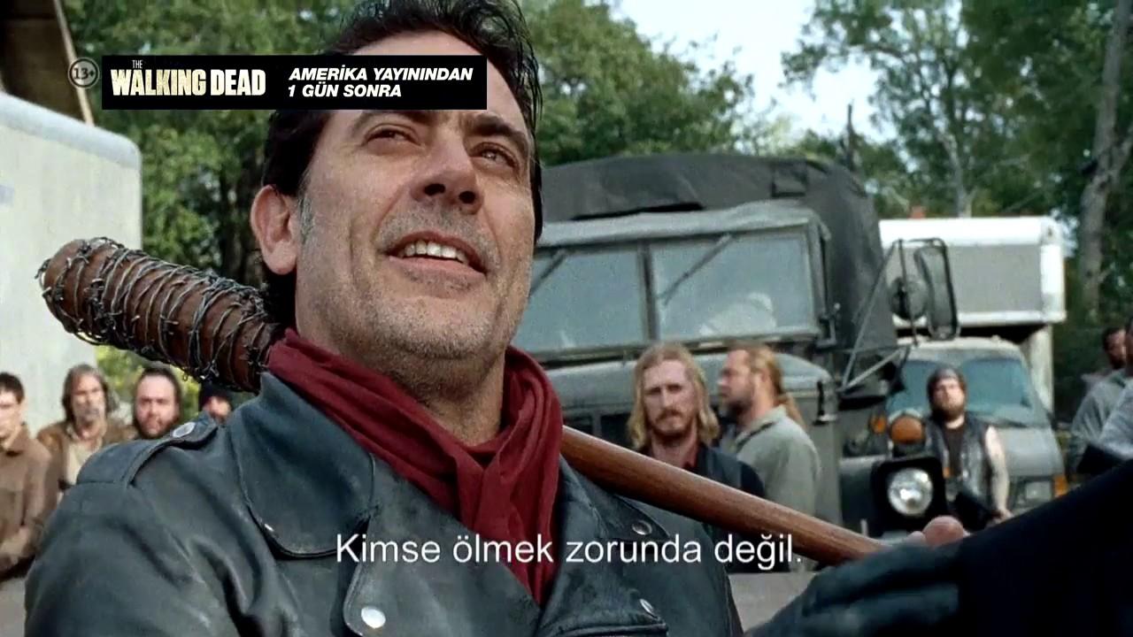 The Walking Dead 7 Sezon 16 Bölüm Sezon Finali Fragmanı Türkçe