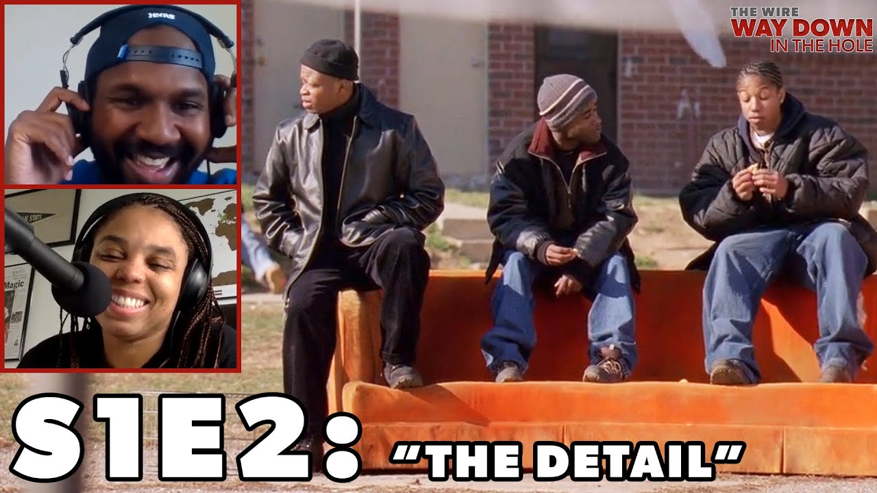 Download The Investigation Begins: The Wire, Season 1, Episode 2 Rewatch With Van Lathan & Jemele Hill