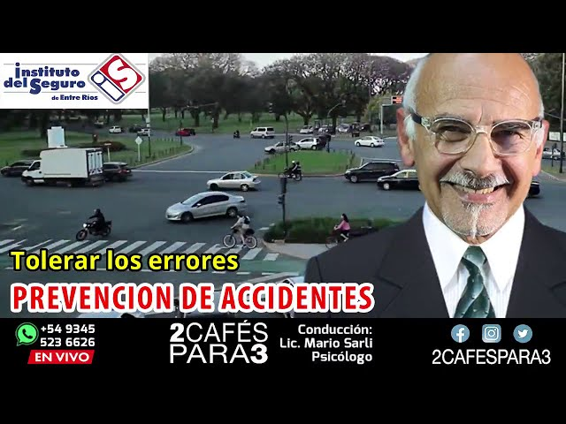 Tolerar los errores - Prevención de accidentes