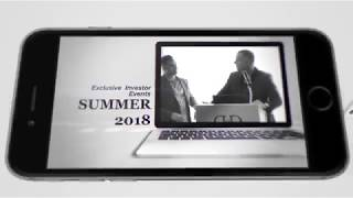 Qualified Capital Summer Pitch Event -Summer 2018