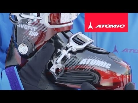 ATOMIC LIVE FIT 130 2014   Automatically adapts to your feet