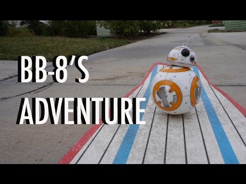 BB-8's Adventure