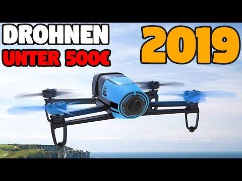 Beste Drohne Unter 500€ In 2019! TOP 5 Quadrocopter Mit Kamera 📷  Im Vergleich