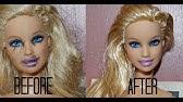 Wonderlijk Old Barbie dolls in museum The Hague Netherlands Oude Barbies in CW-92