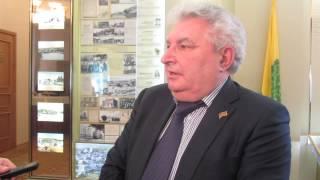 Борис Бондарев о липецких дорогах.(, 2014-03-27T07:14:52.000Z)