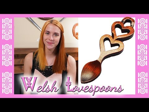 What Are Welsh Lovespoons?