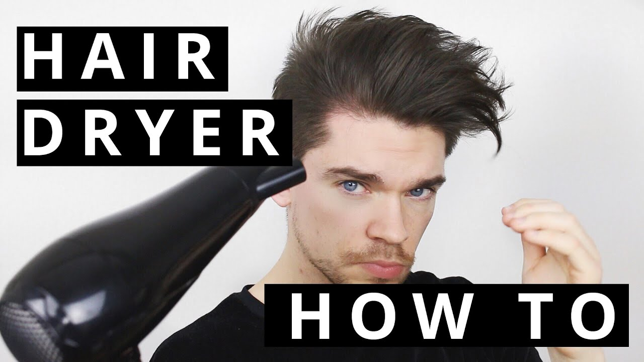 how to style hair with hair dryer how to use a hair dryer s hair 5443