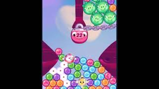 Angry Birds Dream Blast Level 55 - NO BOOSTERS 😠🐦💤🎈   SKILLGAMING ✔️