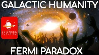 Galactic Humanity & the Fermi Paradox, Part 1