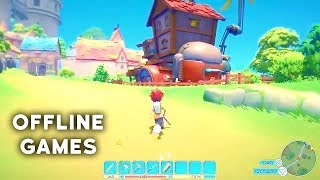 Top 10 New Offline Games For Android 2018 [ AWESOME GRAPHIC]
