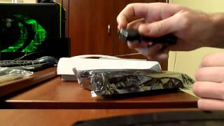 asus nvidia geforce gtx 650 1gb graphics card unboxing