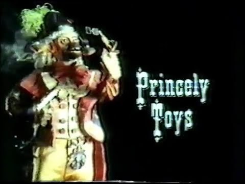 Princely Toys [1976] [Creepy Toy Documentary] [Not My Conversion]
