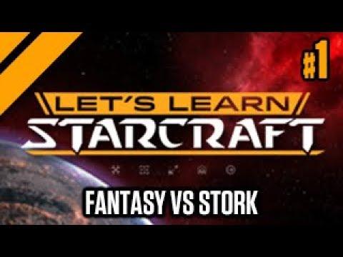 Download Let's Learn Starcraft #1 - Stork vs Fantasy 2008 Incruit OSL Finals Analysis