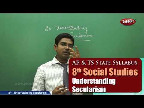 Understanding Secularism | 8th Social Studies | AP & TS State Board Syllabus | Live Video