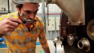 Video: A roastmaster explains the art of roasting coffee
