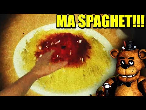 SUSTOS Y SPAGHET  5 NIGHTS AT FREDDY´S Vs MEME