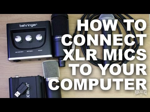 how-to-connect-an-xlr-mic-to-computer-for-beginners