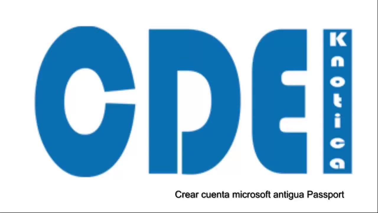 Microsoft Office Trial >> Crear Cuenta Microsoft usando Office 2013 - YouTube