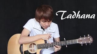 Tadhana - Up Dharma Down (fingerstyle guitar cover v2.0) + Free tab