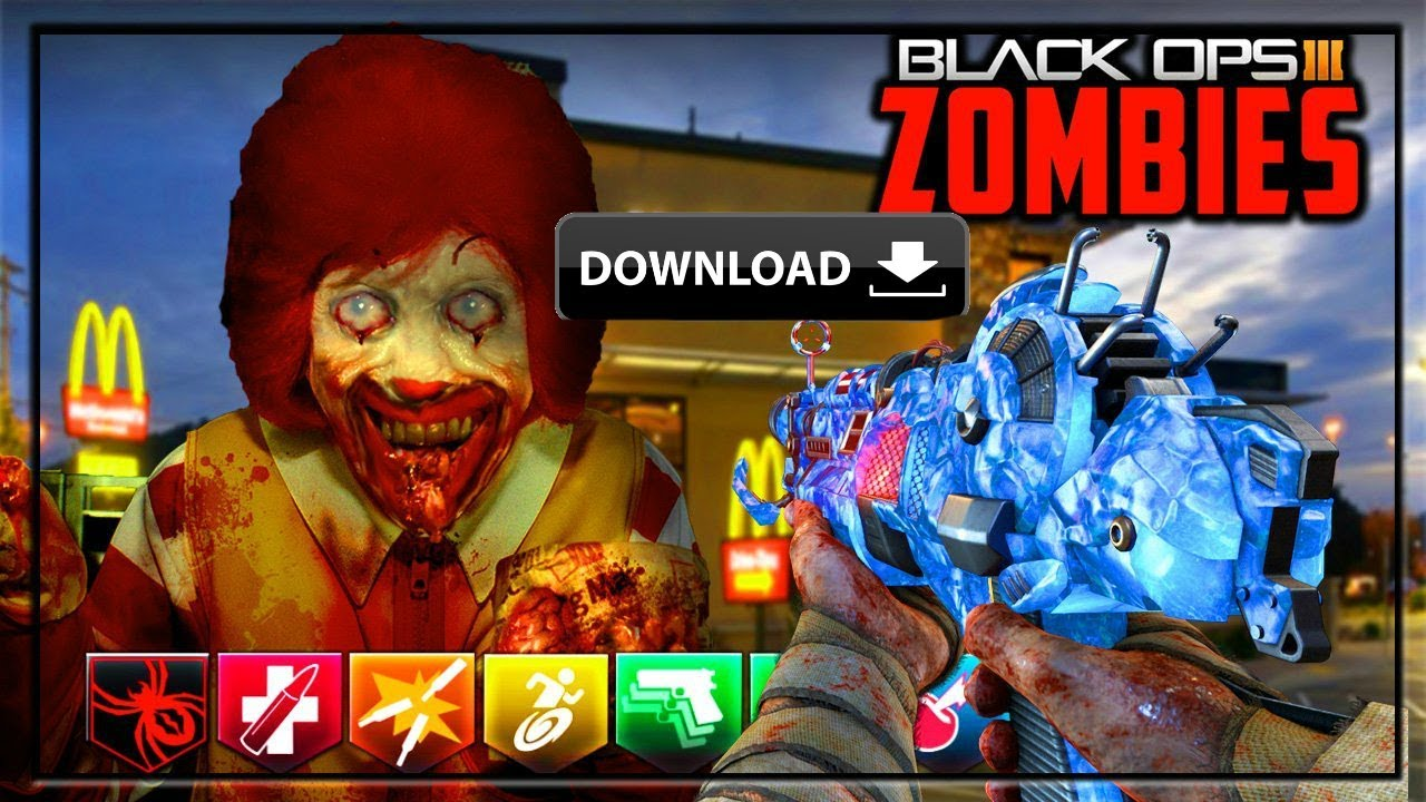 How to Download & Play Black Ops 3 Custom Zombies Maps/Mods! (Black ...