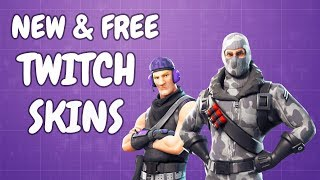 SKINS GRATUIT AVEC TWITCH PRIME (fr) 27 Kill Solo vs Squad (Fortnite)