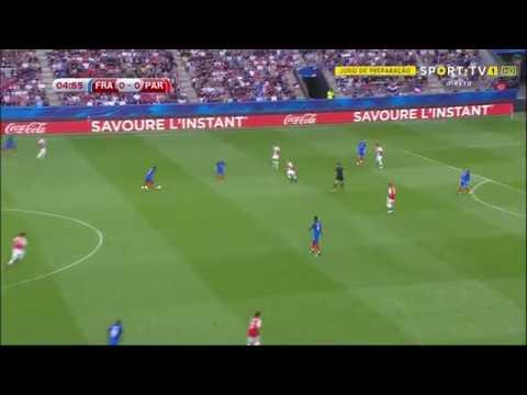 Франция - Парагвай 5:0 видео