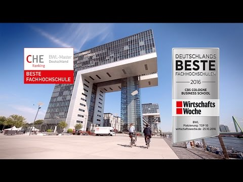 CBS Cologne Business School | Teaser