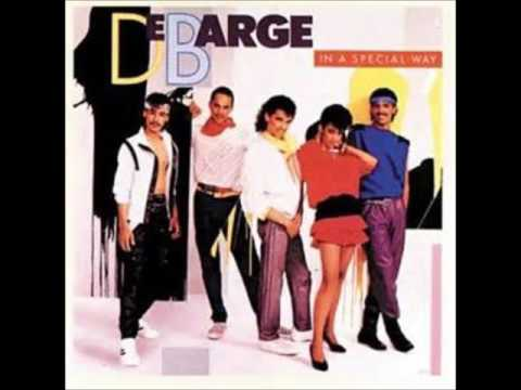 "DeBarge~""  Love Me In A Special Way ""  ~ ❤️1983"