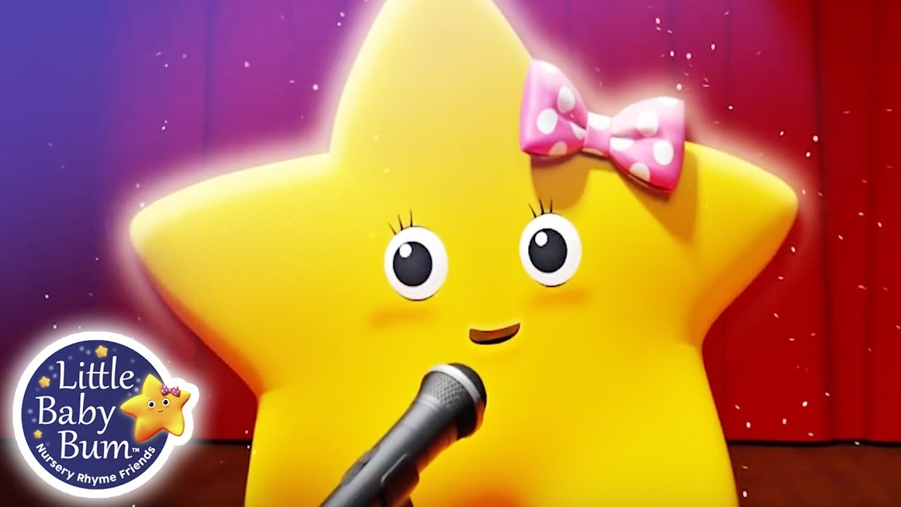 Twinkle Twinkle Little Star More Nursery Rhymes Kids Songs Songs For Kids Little Baby Bum