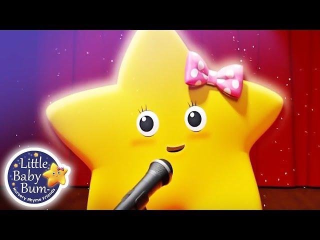 Twinkle Twinkle Little Star | + More Nursery Rhymes & Kids Songs | Songs for Kids | Little Baby Bum