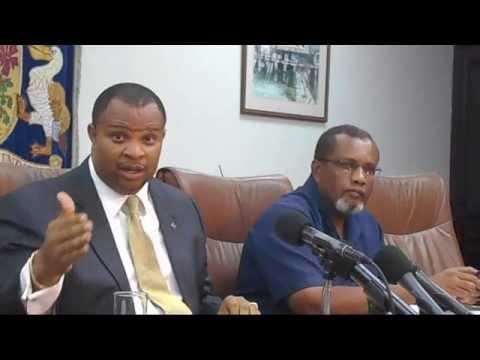 Chris Sinckler and Barbados Media, Q & A #2 (Resign? Wuhloss!)