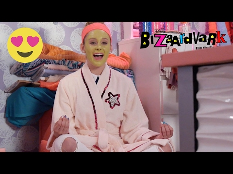 Bizaardvark | Perfect Perfection With Amelia: Face Mask | Official Disney Channel UK