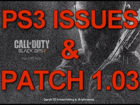 Black ops 2 104 patch notes video - 1srccom