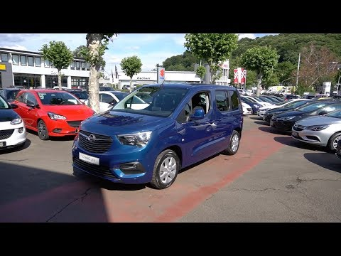 Opel Combo Life 2019 complete Walkaround Test Review