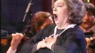 Fiorenza Cossotto - Acerba volutta - Adriana Lecouvreur - Cilèa- 1994