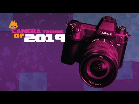 Hot Filmmaking Camera Trends of 2019