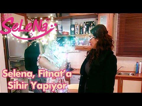 Selena, Fitnat'a sihir yapıyor