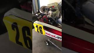 Karting BIREL ART S9 moteur TM KZ R1