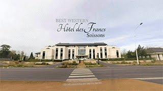 VR360° - Best Western Plus - Hôtel des Francs à Soissons dans l'Aisne