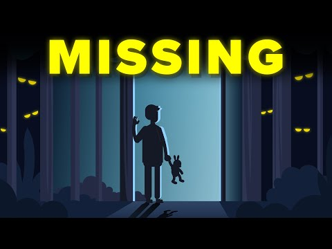 Missing People Mystery - Why Haven't They Been Found?