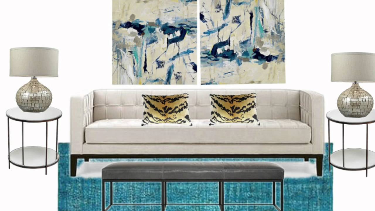interior design one sofa 3 different styles youtube