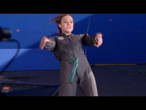 Captain Marvel Blu-ray/DVD Bonus Feature-Fresh Take